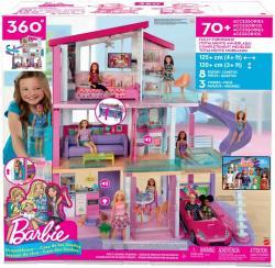Mattel Domek dla lalek Barbie światła i dźwięki