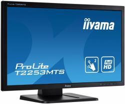 Monitor 21.5 ProLite T2253MTS-B1 OPTYKA,HDMI,USB,VGA,GŁOŚNIKI