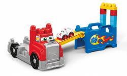 Mega Bloks Klocki Ciężarówka buduj i ścigaj się
