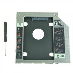 Kieszeń na drugi dysk | 2.5 HDD | 9,5mm
