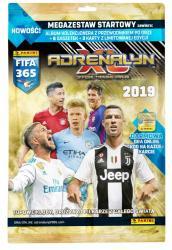 Panini Kolekcja Album + Karty FIFA 365 2019 Mega zestaw startowy