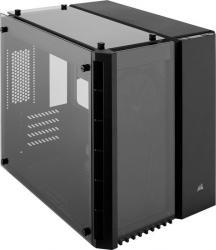 Obudowa Crystal Series 280X TG Micro ATX czarna