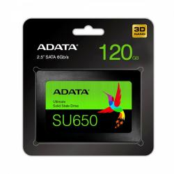 Dysk SSD Ultimate SU650 120G 2.5 S3 3D TLC Retail
