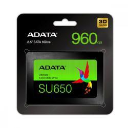 Adata Dysk SSD Ultimate SU650 960G 2.5 S3 3D TLC Retail