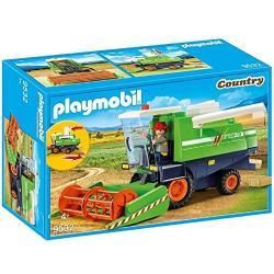 Playmobil Zestaw figurek Kombajn