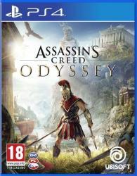 Gra PS4 Assassins Creed Odyssey