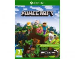 Gra Xbox One Minecraft Starter Collection 44Z-00125