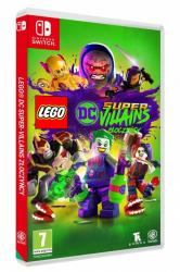 Gra Nintendo Switch Lego Super Złoczyńcy