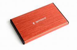 Obudowa dla dysków 2.5 USB3.0/czerwona