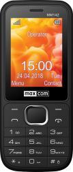 Telefon MM 142 DUAL SIM czarny