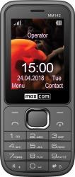 Telefon MM 142 DUAL SIM szary