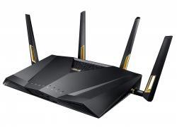 Router RT-AX88U AX6000 1xWAN 8xLAN-1Gb 2xUSB