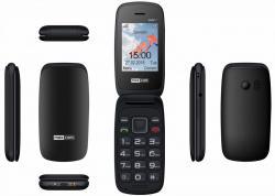 Telefon MM 817 czarny