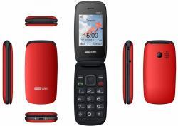 Telefon MM 817 czerwony