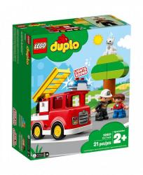 LEGO Klocki DUPLO Wóz strażacki