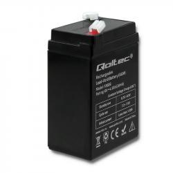 Akumulator AGM | 6V | 4.5Ah | max.1.35A