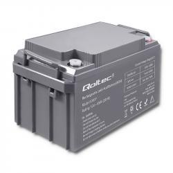 Akumulator AGM | 12V | 65Ah | max. 19.5A