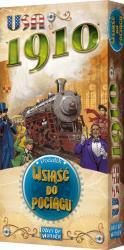 Rebel Gra Wsiąść do pociągu USA 1910