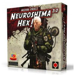 Gra Neuroshima HEX 3.0