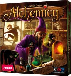 Rebel Gra Alchemicy Nowa wersja