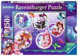 Ravensburger Puzzle 150 elementów - Enchantimals, Przyjaciele