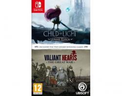 Cenega Gra Nintendo Switch Child of light + Valiant Hearts