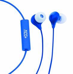 Słuchawki douszne Soul niebieskie