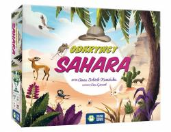 Gra Odkrywcy: Sahara