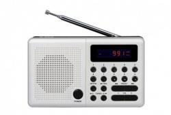 Radio Pliszka USB, FM białe