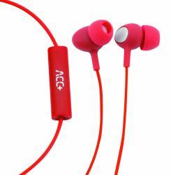 Słuchawki douszne Soul 2 czerwony