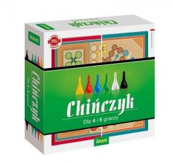 Gra Chińczyk dla 4 i 6 graczy