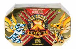 Cobi Figurka Treasurex Smok Zestaw pojedynczy S2