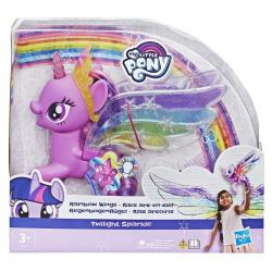 Hasbro My Little Pony Twilight Sparkle z tęczowymi skrzydłami