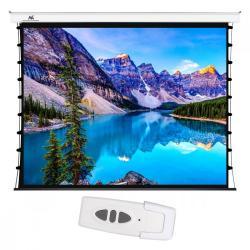 Ekran elektryczny z naciągiem Premium MC-952