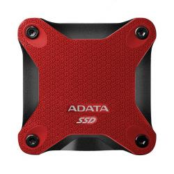 Dysk SSD External SD600Q 240GB USB3.1 Red