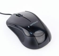 Mysz optyczna czarna