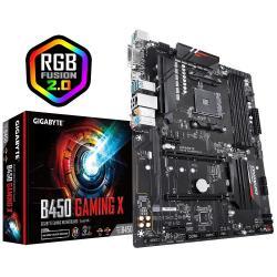 Płyta główna B450 GAMING X AM4 4DDR4 DVI/HDMI/M.2/USB 3.1 ATX