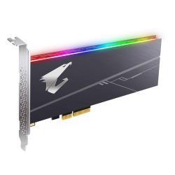 Dysk SSD AORUS RGB AIC 512GB PCIe NVMe 3480/2100MB/s