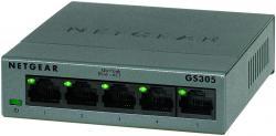 Przełącznik niezarządzalny GS305 5-port 5xGE