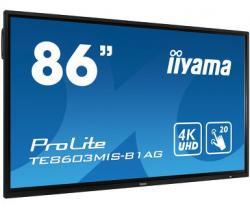 Monitor interaktywny 86 TE8603MIS-B1AG INFRARED,4K,24/7,USB