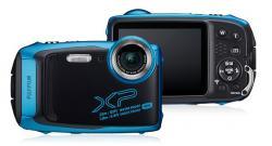 Aparat wodoszczelny FinePix XP140 niebieski