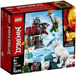 LEGO Klocki Ninjago Podróż Lloyda