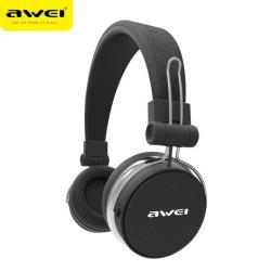 Słuchawki nauszne Bluetooth A700BL czarne