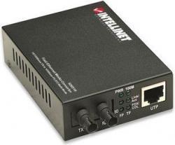 Konwerter 10/100Base-TX RJ45/1000Base-FX (MM ST) 2km 1310nm