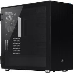 Obudowa Carbide 678C L. noise Szkło hartowane Czarny ATX