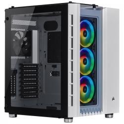 Obudowa Crystal 680X RGB Szkło hartowane Biały ATX