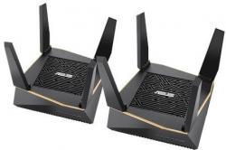 Router RT-AX92U AX6100 1WAN 4LAN 2USB dwupak