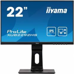 Monitor 21,5 XUB2292HS IPS,VGA/HDMI/DP/PIVOT
