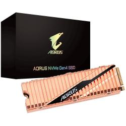 Dysk SSD AORUS 2TB M.2 2280 PCIe NVMe 5000/4400MB/s