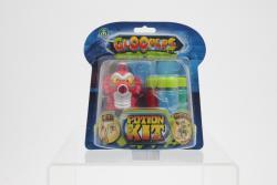 Figurka Gloopers czerwony - Zestaw do miksowania kolorów